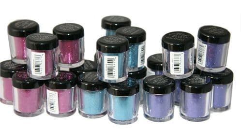 24 x COLLECTION Glam Crystals Face and Body Glitter | 3 Shades | Wholesale